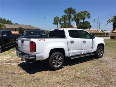 2018 Colorado Crew Cab 4x4,  Pickup #18T780 - photo 2