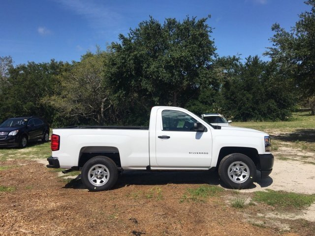 2018 Silverado 1500 Regular Cab 4x2,  Pickup #18T834 - photo 3