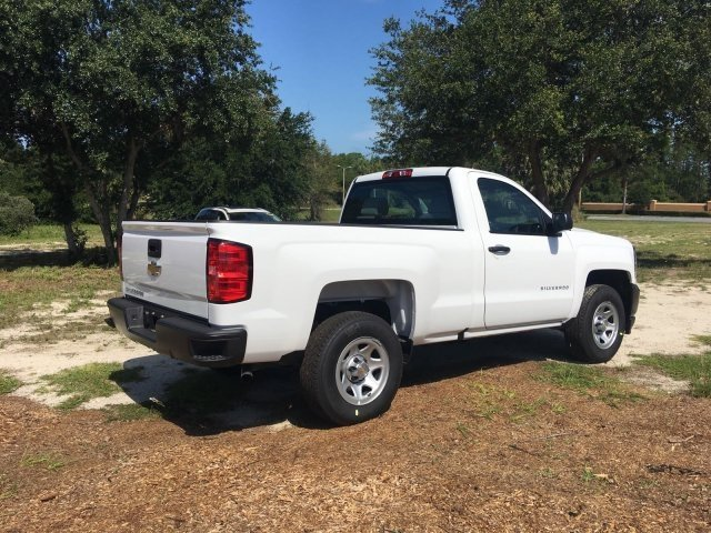 2018 Silverado 1500 Regular Cab 4x2,  Pickup #18T834 - photo 2