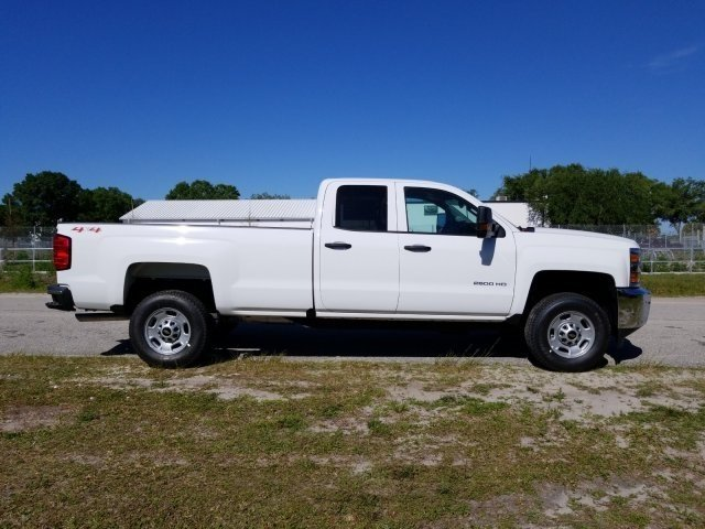 2018 Silverado 2500 Double Cab 4x4,  Pickup #18T878 - photo 4