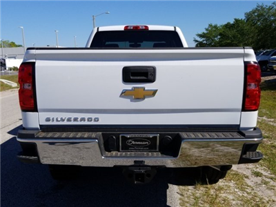 2018 Silverado 2500 Double Cab 4x4,  Pickup #18T878 - photo 2