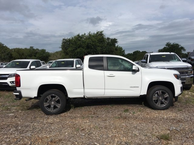 2018 Colorado Extended Cab, Pickup #18T884 - photo 3