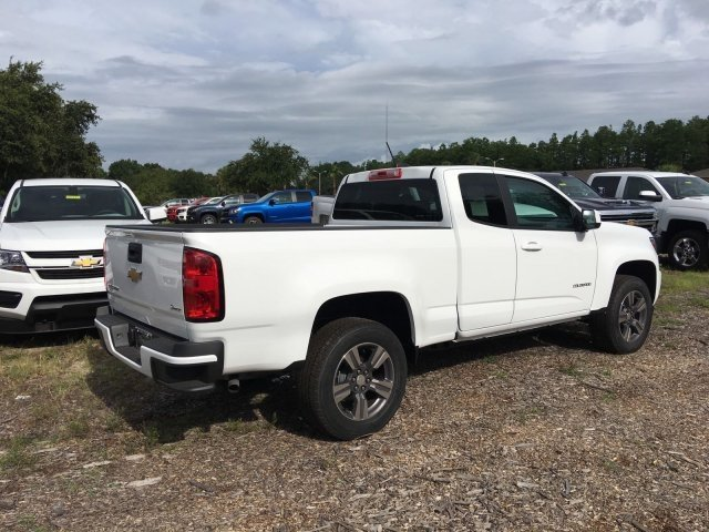 2018 Colorado Extended Cab, Pickup #18T884 - photo 2