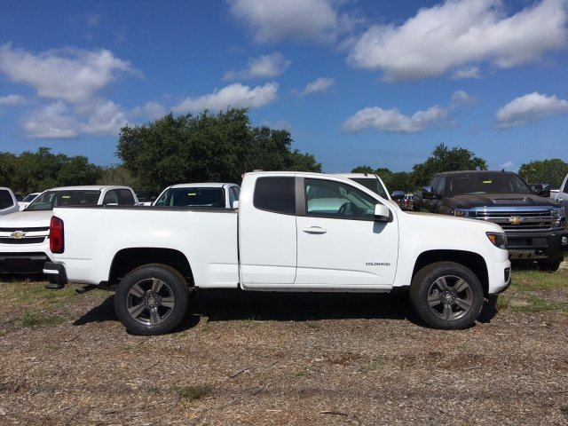 2018 Colorado Extended Cab, Pickup #18T885 - photo 3