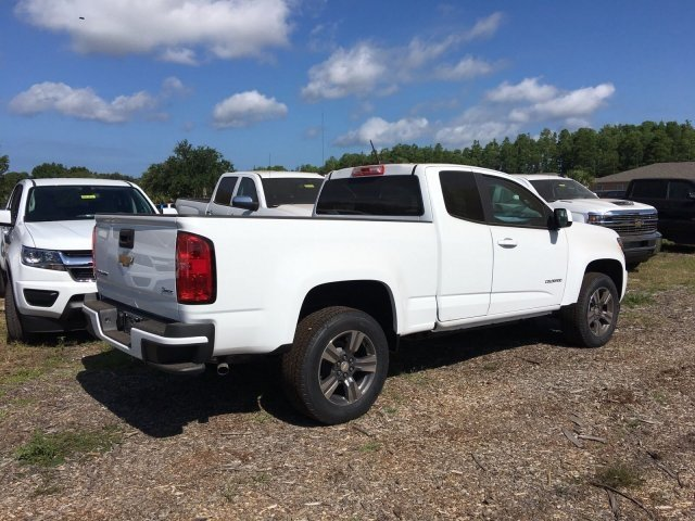 2018 Colorado Extended Cab, Pickup #18T885 - photo 2
