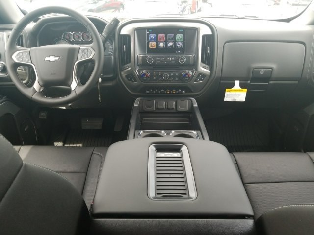 2018 Silverado 1500 Crew Cab 4x4,  Pickup #18T890 - photo 5
