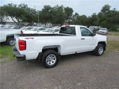 2018 Silverado 1500 Regular Cab 4x4,  Pickup #18T963 - photo 2