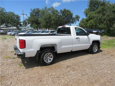 2018 Silverado 1500 Regular Cab 4x2,  Pickup #18T973 - photo 2