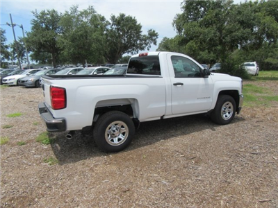 2018 Silverado 1500 Regular Cab 4x2,  Pickup #18T976 - photo 2