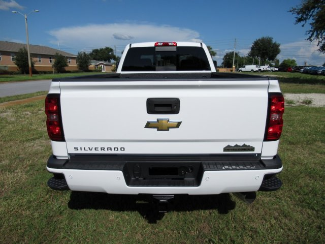2019 Silverado 3500 Crew Cab 4x4,  Pickup #19T166 - photo 4
