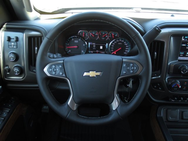 2019 Silverado 3500 Crew Cab 4x4,  Pickup #19T166 - photo 6