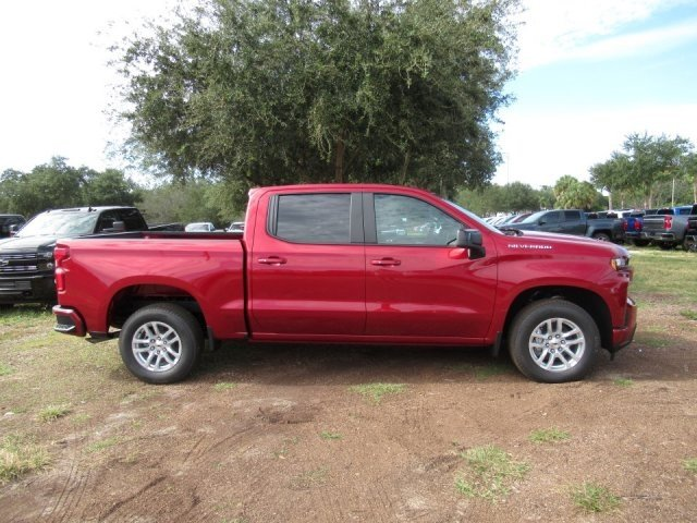 2019 Silverado 1500 Crew Cab 4x2,  Pickup #19T275 - photo 3