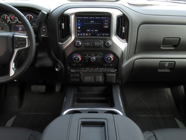 2019 Silverado 1500 Crew Cab 4x2,  Pickup #19T275 - photo 7