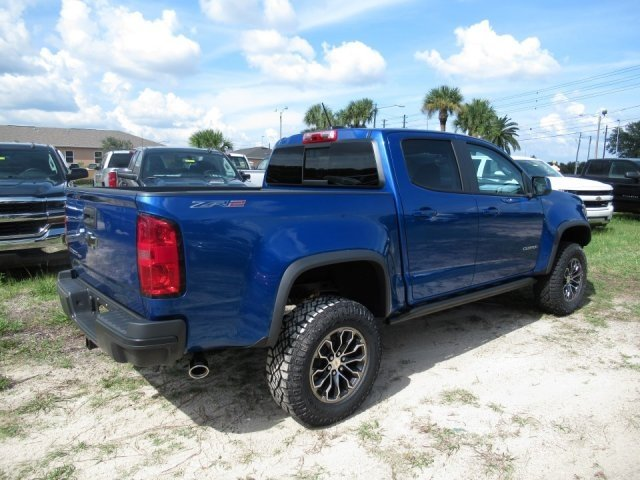 2019 Colorado Crew Cab 4x4,  Pickup #19T87 - photo 2