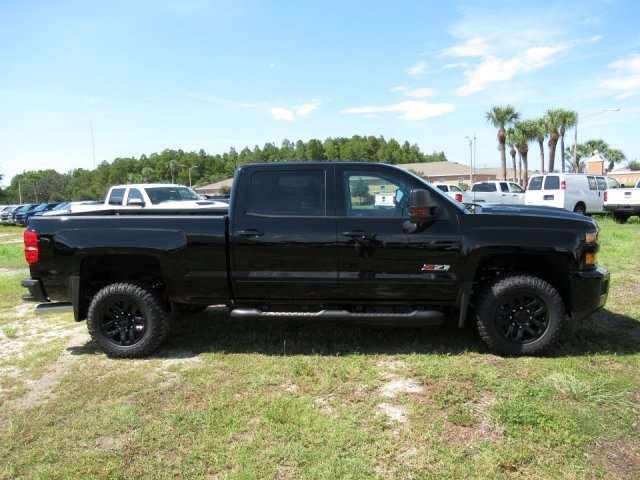 2019 Silverado 2500 Crew Cab 4x4,  Pickup #19T91 - photo 3