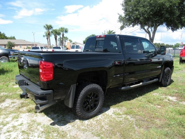 2019 Silverado 2500 Crew Cab 4x4,  Pickup #19T91 - photo 2