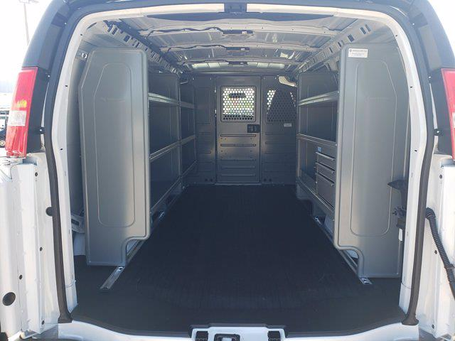 2020 Chevrolet Express 2500 4x2, Adrian Steel Upfitted Cargo Van #20T1000 - photo 1