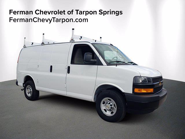 2020 Chevrolet Express 2500 4x2, Adrian Steel Upfitted Cargo Van #20T1329 - photo 1