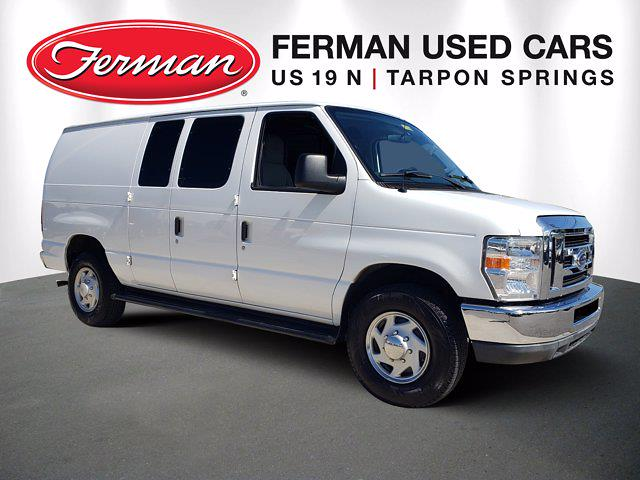 2009 Ford E-250 4x2, Upfitted Cargo Van #20T1330A - photo 1