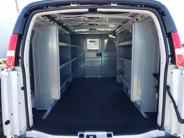 2020 Chevrolet Express 2500 4x2, Adrian Steel Upfitted Cargo Van #20T1332 - photo 1