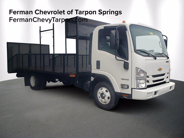 2020 Chevrolet LCF 3500 Regular Cab DRW 4x2, Action Fabrication Dovetail Landscape #20T840 - photo 1
