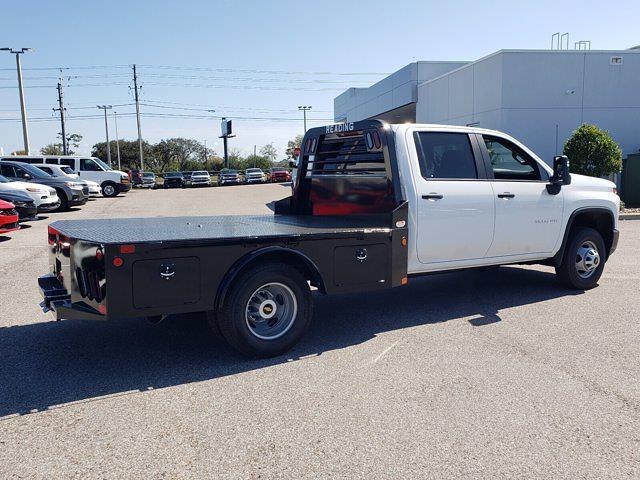 2021 Chevrolet Silverado 3500 Crew Cab AWD, Platform Body #21T413 - photo 1