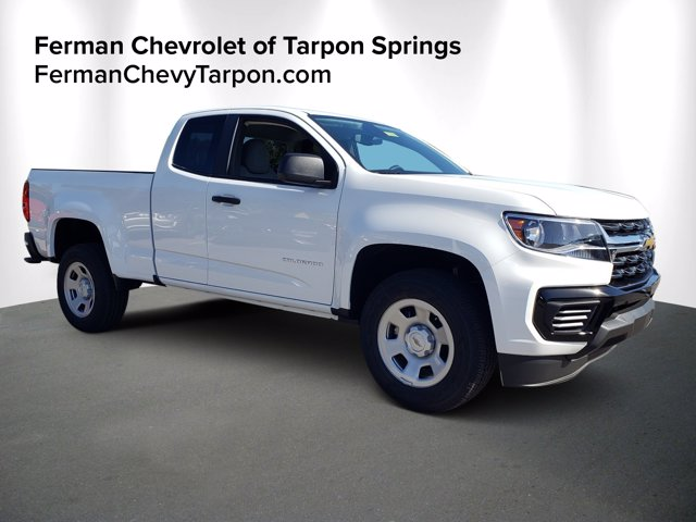 2021 Chevrolet Colorado Extended Cab RWD, Pickup #21T81 - photo 1