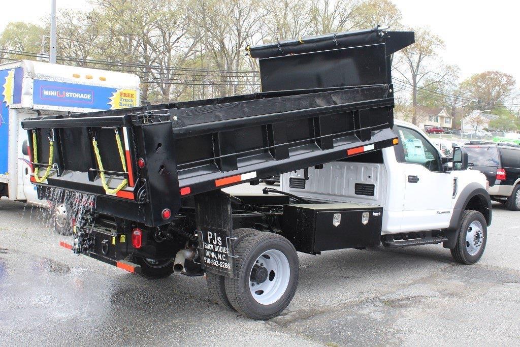 2021 Ford F-450 Regular Cab DRW 4x4, Godwin Dump Body #1R6528 - photo 1