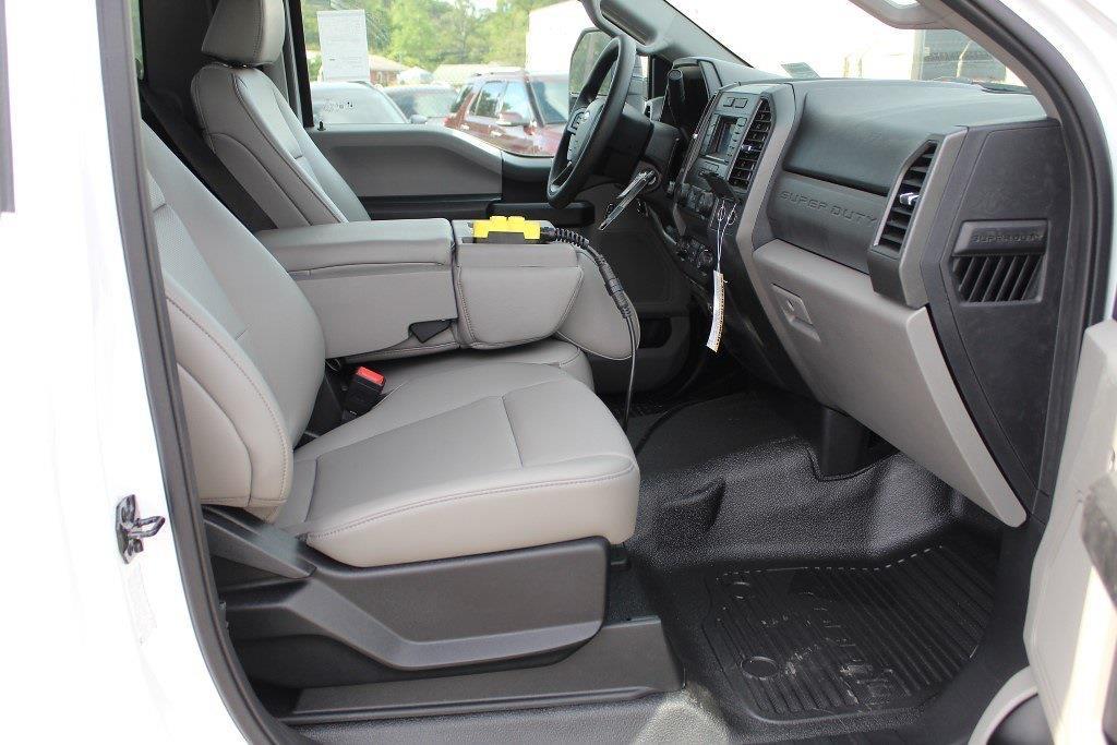 2021 F-350 Regular Cab DRW 4x4,  PJ's Truck Bodies Stake Bed #1R6531 - photo 8