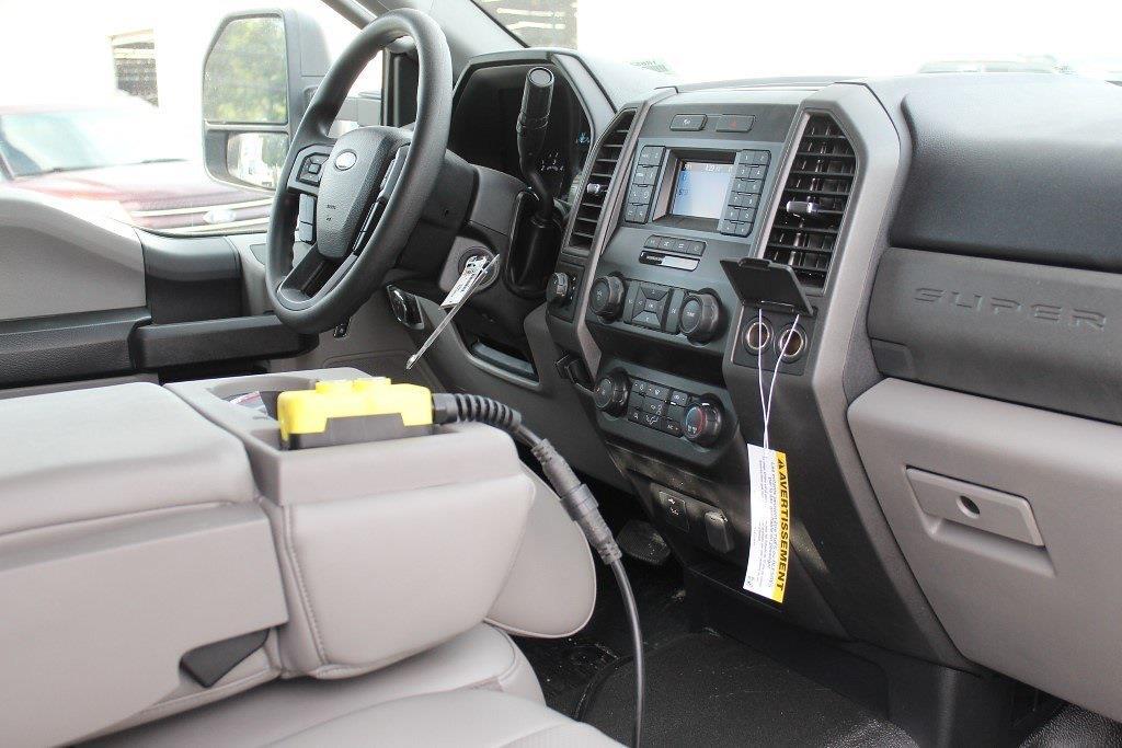 2021 F-350 Regular Cab DRW 4x4,  PJ's Truck Bodies Stake Bed #1R6531 - photo 9
