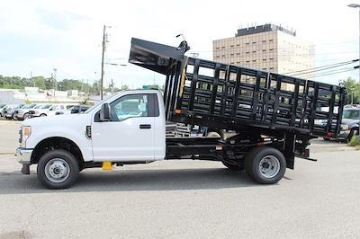 2021 F-350 Regular Cab DRW 4x4,  PJ's Truck Bodies Stake Bed #1R6531 - photo 5