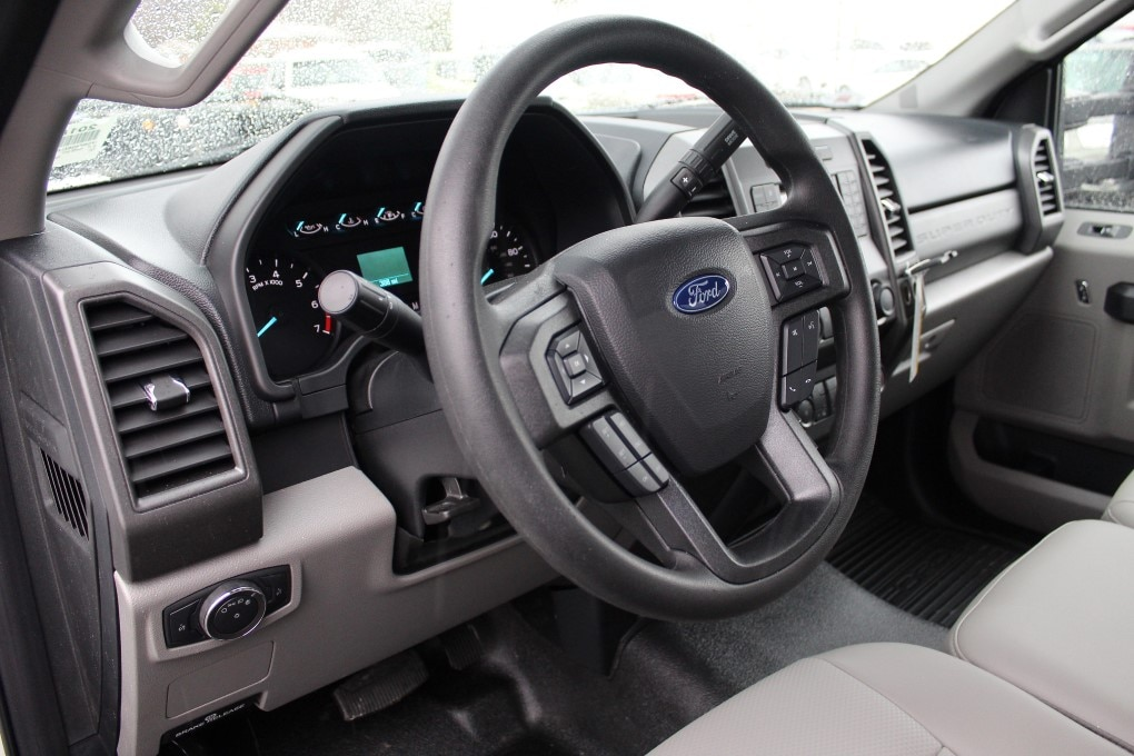 2020 Ford F-350 Regular Cab DRW RWD, PJ's Stake Bed #201820 - photo 1