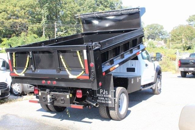 2020 Ford F-550 Regular Cab DRW 4x4, Godwin Dump Body #201859 - photo 1