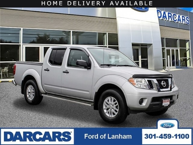 2018 Nissan Frontier Crew Cab 4x4, Pickup #201955A - photo 1