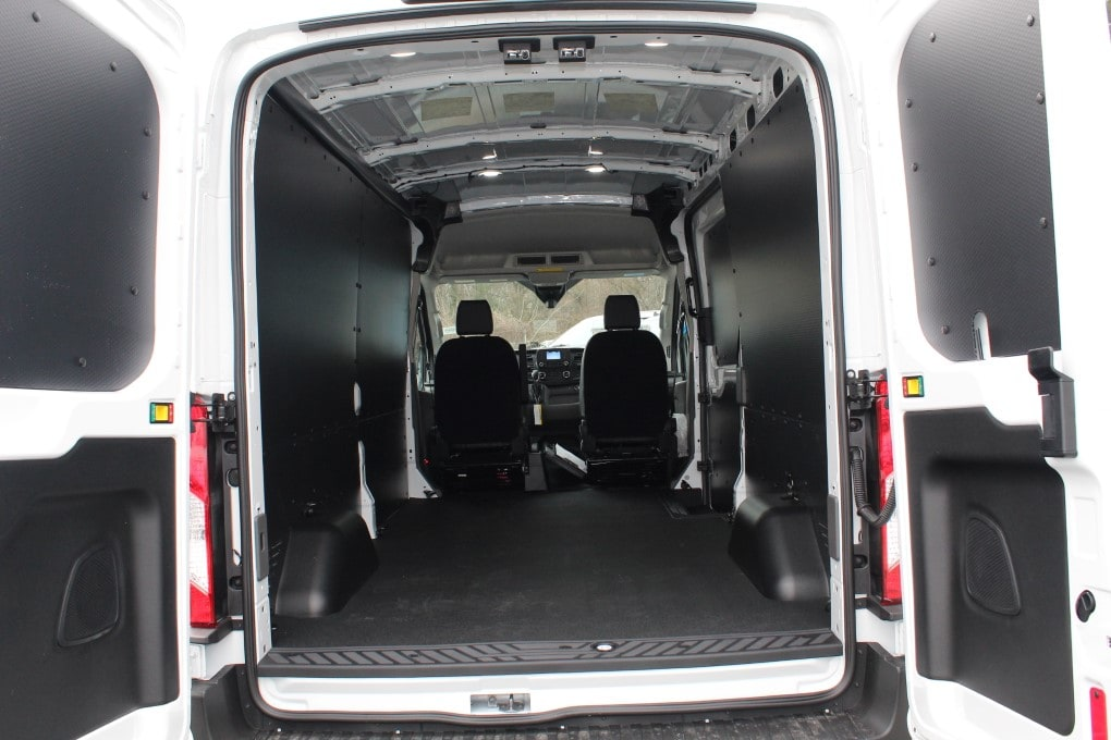 2020 Ford Transit 250 Med Roof AWD, Empty Cargo Van #202806 - photo 1