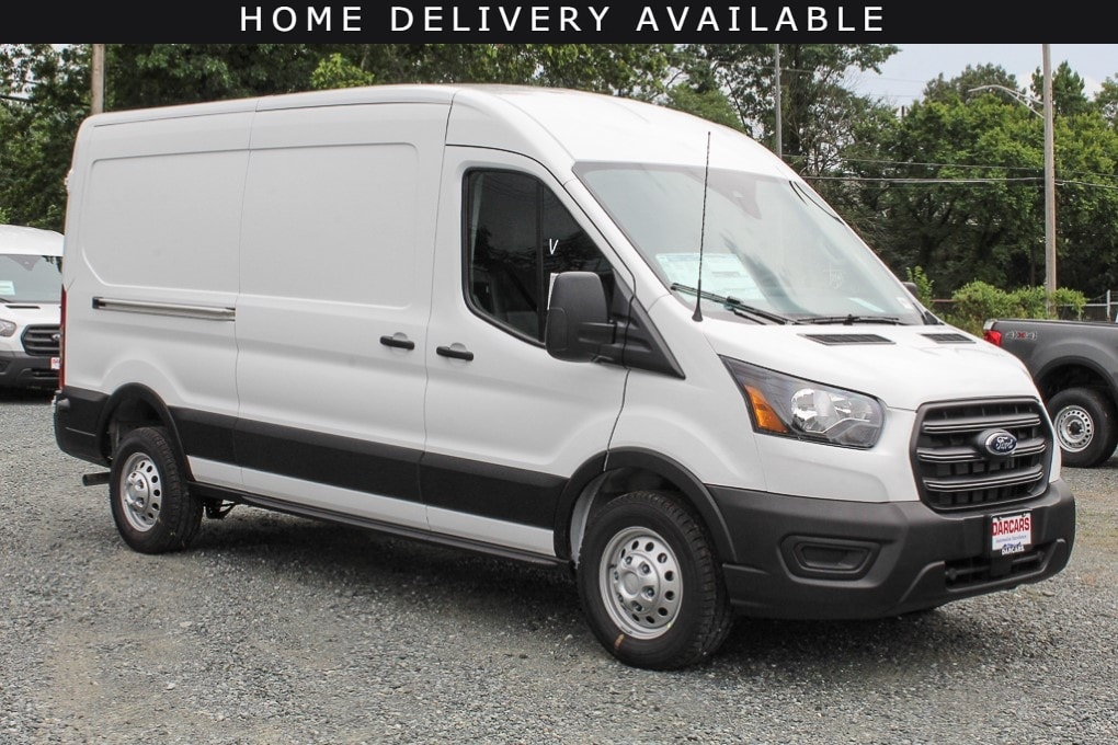 2020 Ford Transit 250 Med Roof AWD, Empty Cargo Van #202824 - photo 1