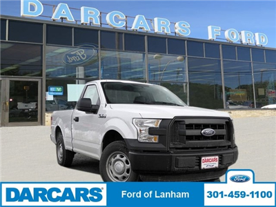 2016 F-150 Regular Cab, Pickup #267098 - photo 1