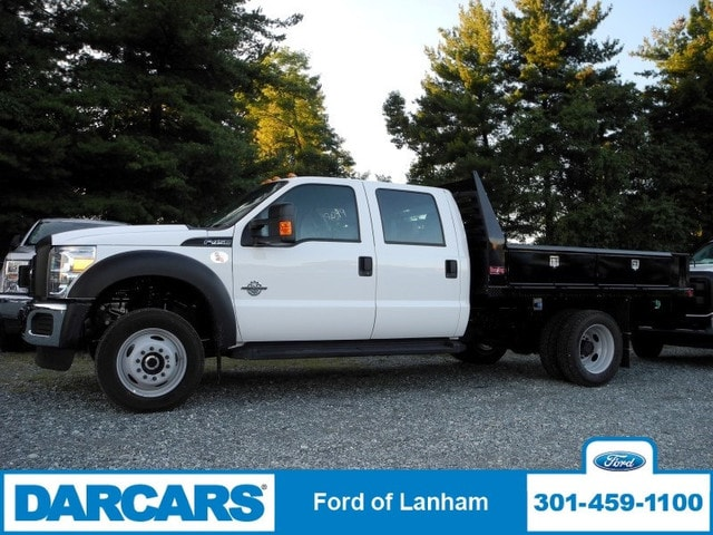 2016 F-450 Crew Cab DRW 4x4, Reading Platform Body #267312 - photo 18