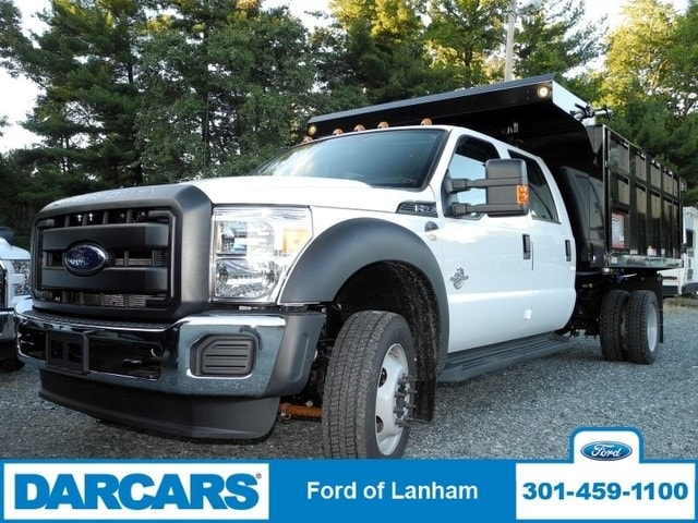 2016 F-550 Crew Cab DRW 4x4, Reading Landscape Dump #267313 - photo 19