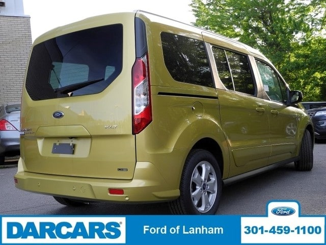 2017 Transit Connect 4x2,  Passenger Wagon #276015 - photo 2