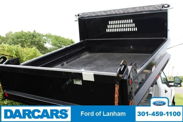2017 F-350 Regular Cab DRW 4x4,  Reading Dump Body #277036 - photo 7