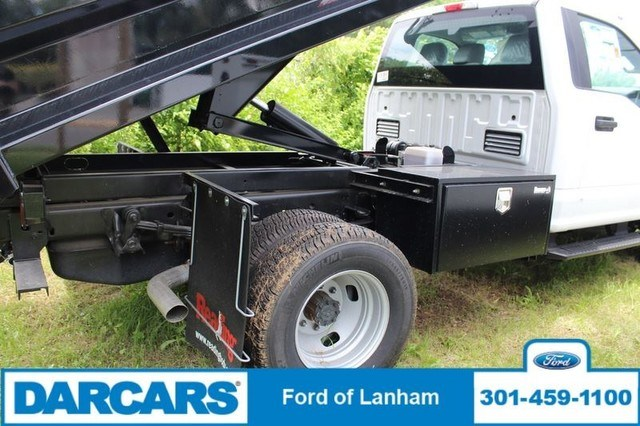 2017 F-350 Regular Cab DRW 4x4,  Reading Dump Body #277036 - photo 8