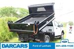 2017 F-350 Regular Cab DRW 4x4,  Reading Dump Body #277036 - photo 1