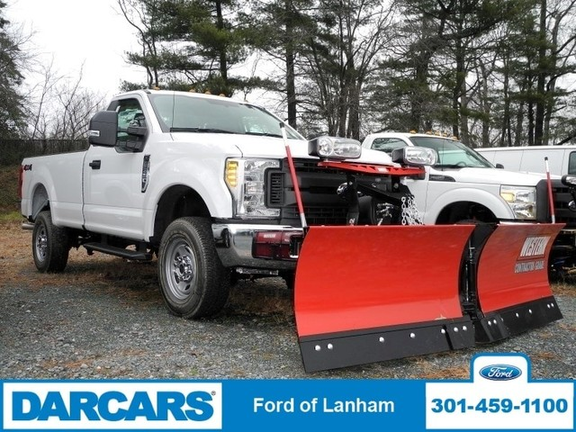 2017 F-350 Regular Cab 4x4, Ford Pickup #277039 - photo 21