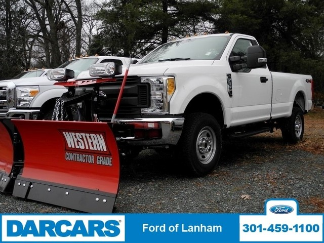 2017 F-350 Regular Cab 4x4, Ford Pickup #277039 - photo 4