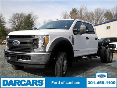2017 F-550 Crew Cab DRW, Cab Chassis #277059 - photo 3