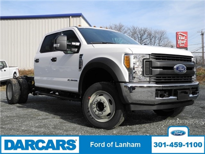 2017 F-550 Crew Cab DRW, Cab Chassis #277059 - photo 19