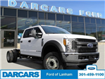 2017 F-550 Crew Cab DRW, Cab Chassis #277059 - photo 1