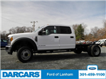 2017 F-550 Crew Cab DRW, Cab Chassis #277059 - photo 20
