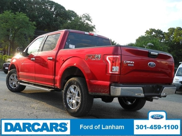 2017 F-150 SuperCrew Cab 4x4, Pickup #277231 - photo 2